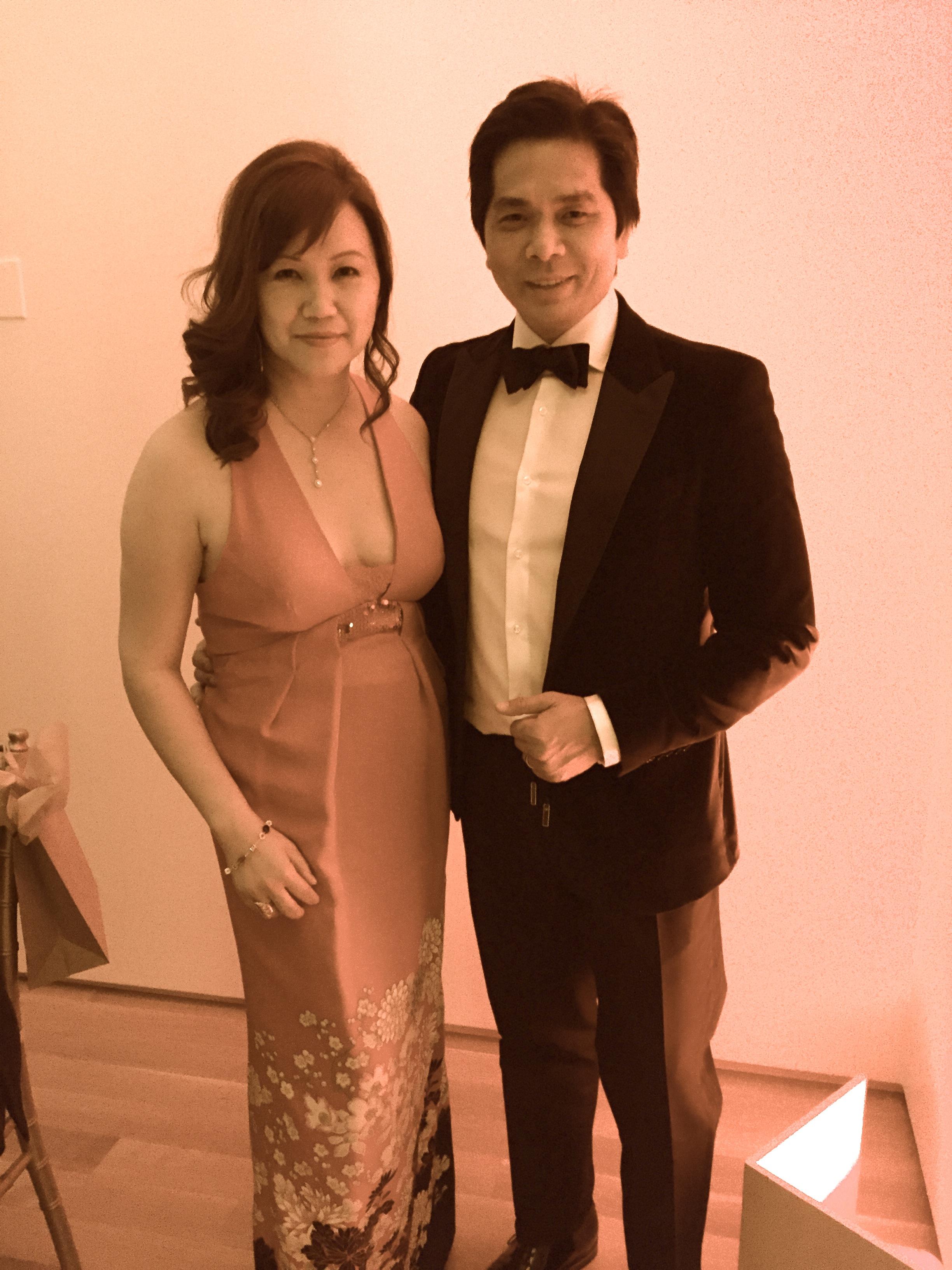 Tammy Tran & Wayne Nguyen