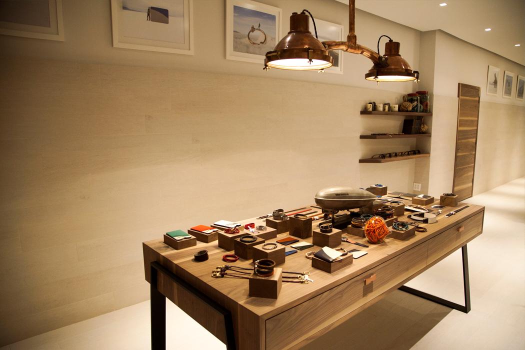 Miansai store in NYC