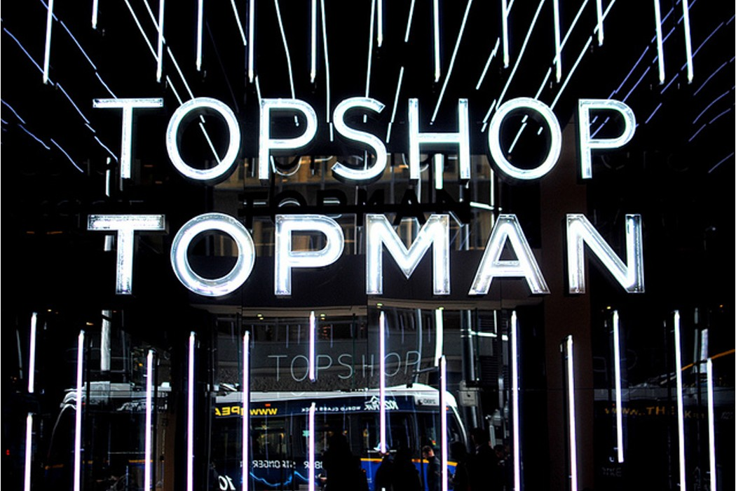 Topshop & Topman set to open at the Galleria