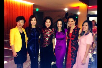 Tina Pei, Mandy Kao, Lily Foster, Bridgette Lee, Y. Ping Sun, Issa Chou