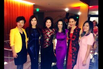 Tina Pei, Mandy Kao, Lily Foster, Bridgette Lee, Y. Ping Sun, Issa Chou