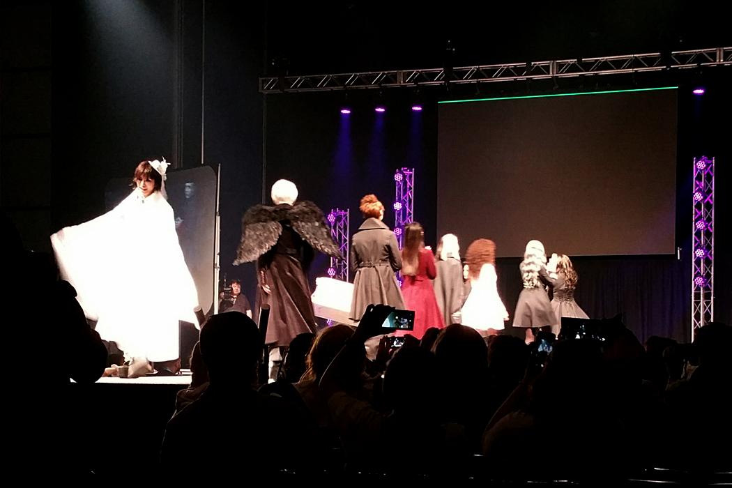 Anime Matsuri J-Fashion Show 2015