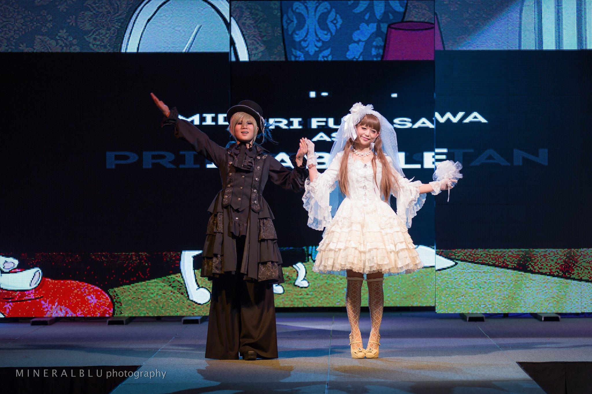 J Fashion Show 2014 feat. Reika and Midori Fukasawa  - photo by mineralblu