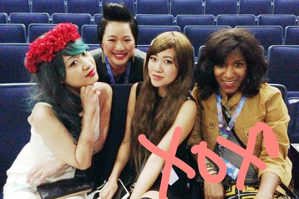 Fifi Phi, Sydney Dao, Issa Chou, Joy Sewing