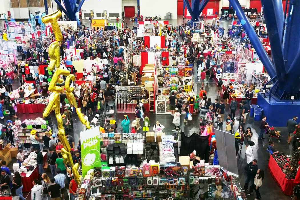 Exhibit Hall - Dealer's from across the country.