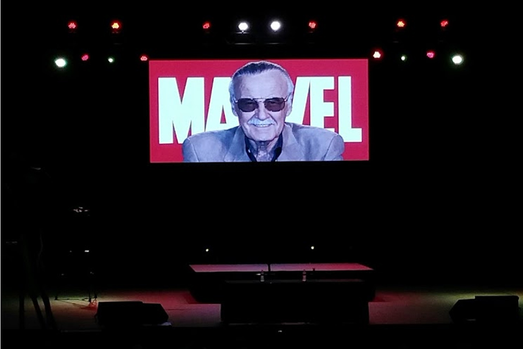 Stan Lee Panel