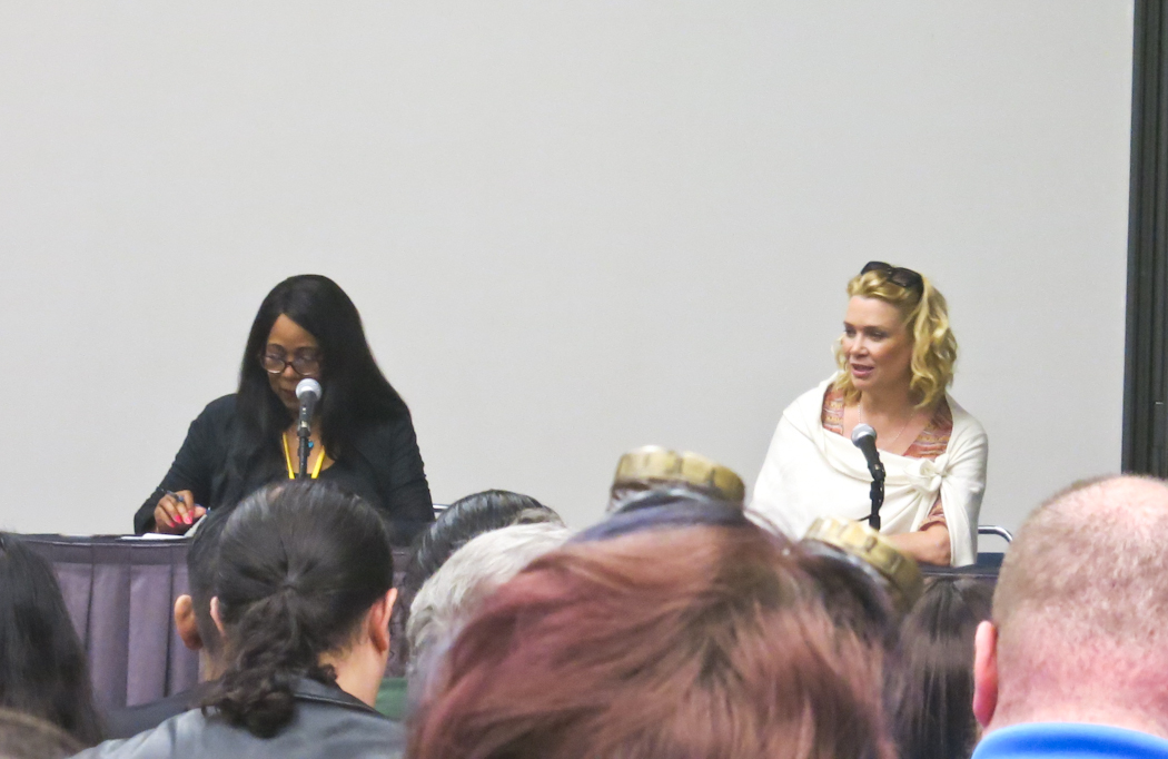 Laurie Holden Panel