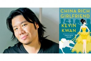 Kevin Kwan returns to Houston