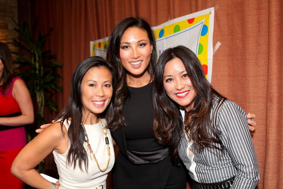 Chau Nguyen, Mina Chang, Gina Li