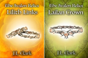J.L. Clark brings the world of fantasy to life with The Avalon Relics