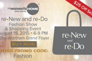ReNew and ReDo Fashion Show + Shopping Event