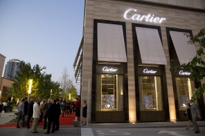 Cartier celebrates at River Oaks District