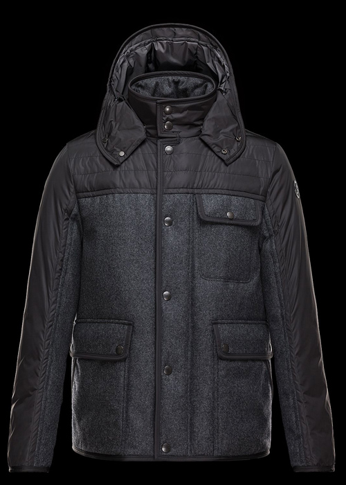Astier jacket, $1795, available at MONCLER