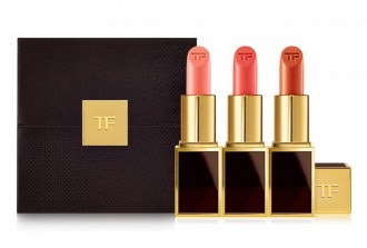 3 piece lips & boys lip color set, $105, available at TOM FORD