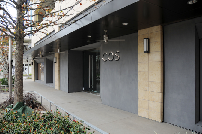 cos opens itus first texas location today in the new hot shopping spot river oaks district cos an hum owned brand started in london in and can be