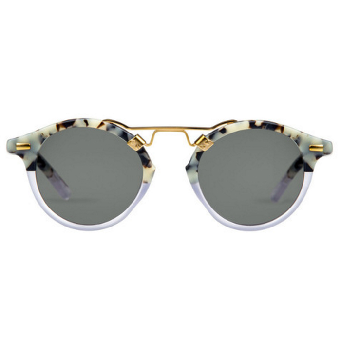 Krewe du Optic St. Louis Sunglasses, available at Cakewalk Style Shop