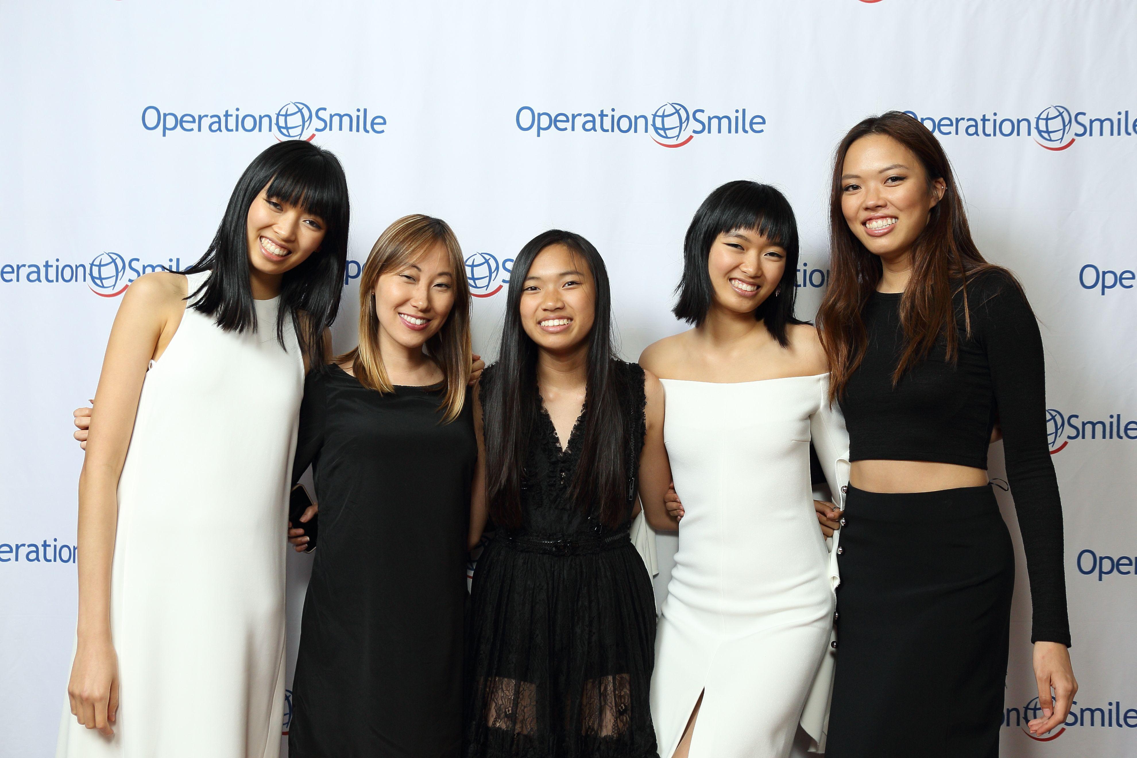 Lauren Nguyen, Robyn Elefane, Anais Nguyen, Chloe Nguyen, Misha Nguyen