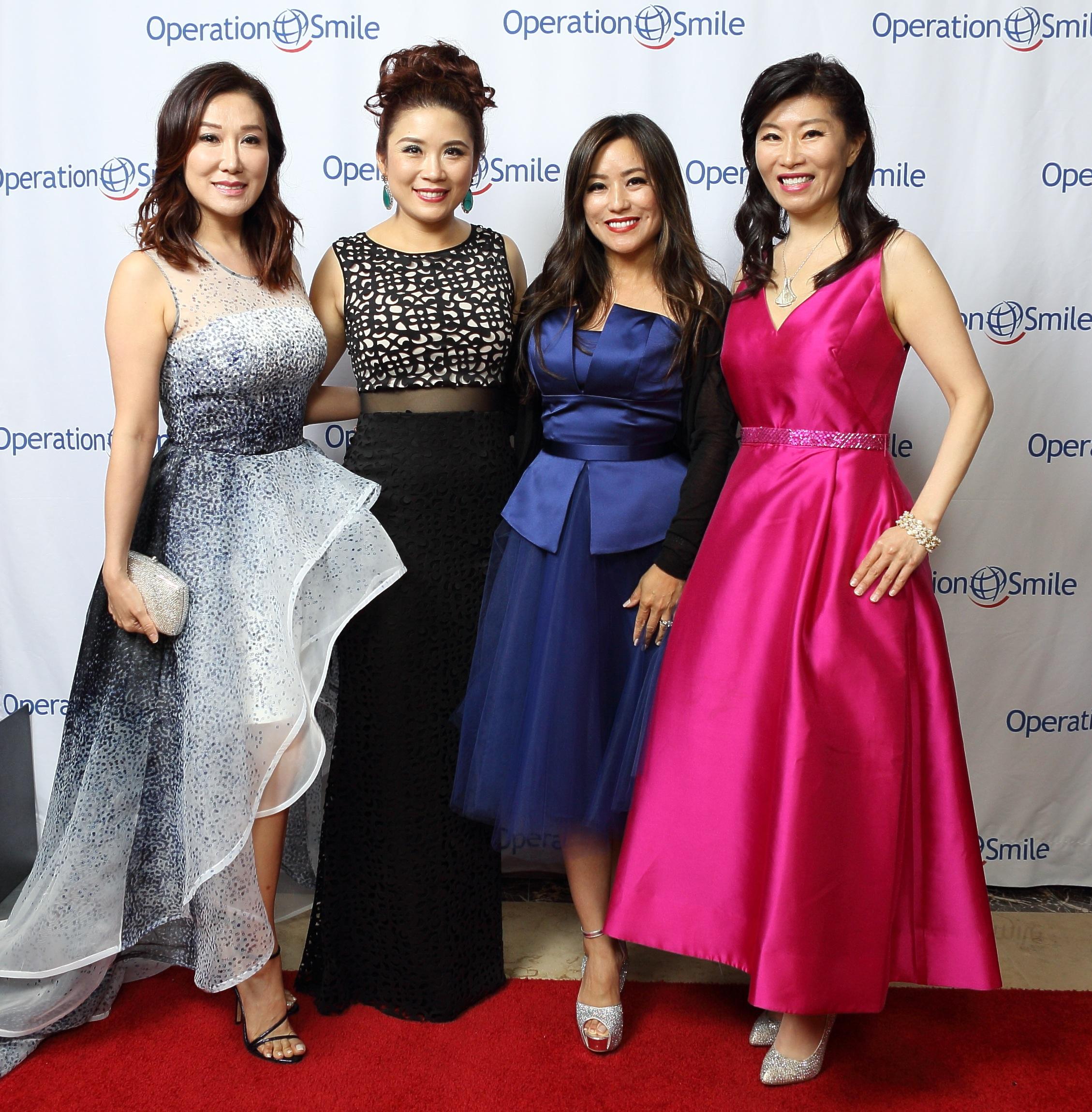 Mandy Kao, Christina Zhou, Gina Li, Amy Sung