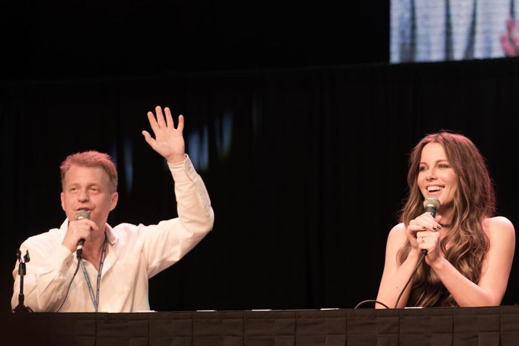 Kate Beckinsale Panel