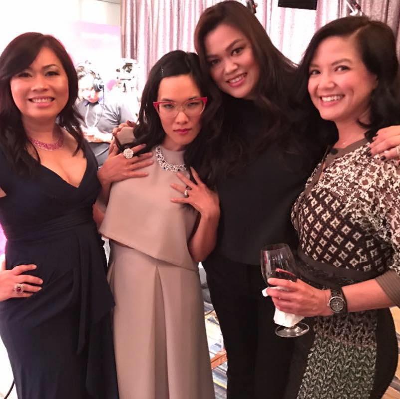 Dane Hoang, Ali Wong, Thanh Hoang, Tonya Le