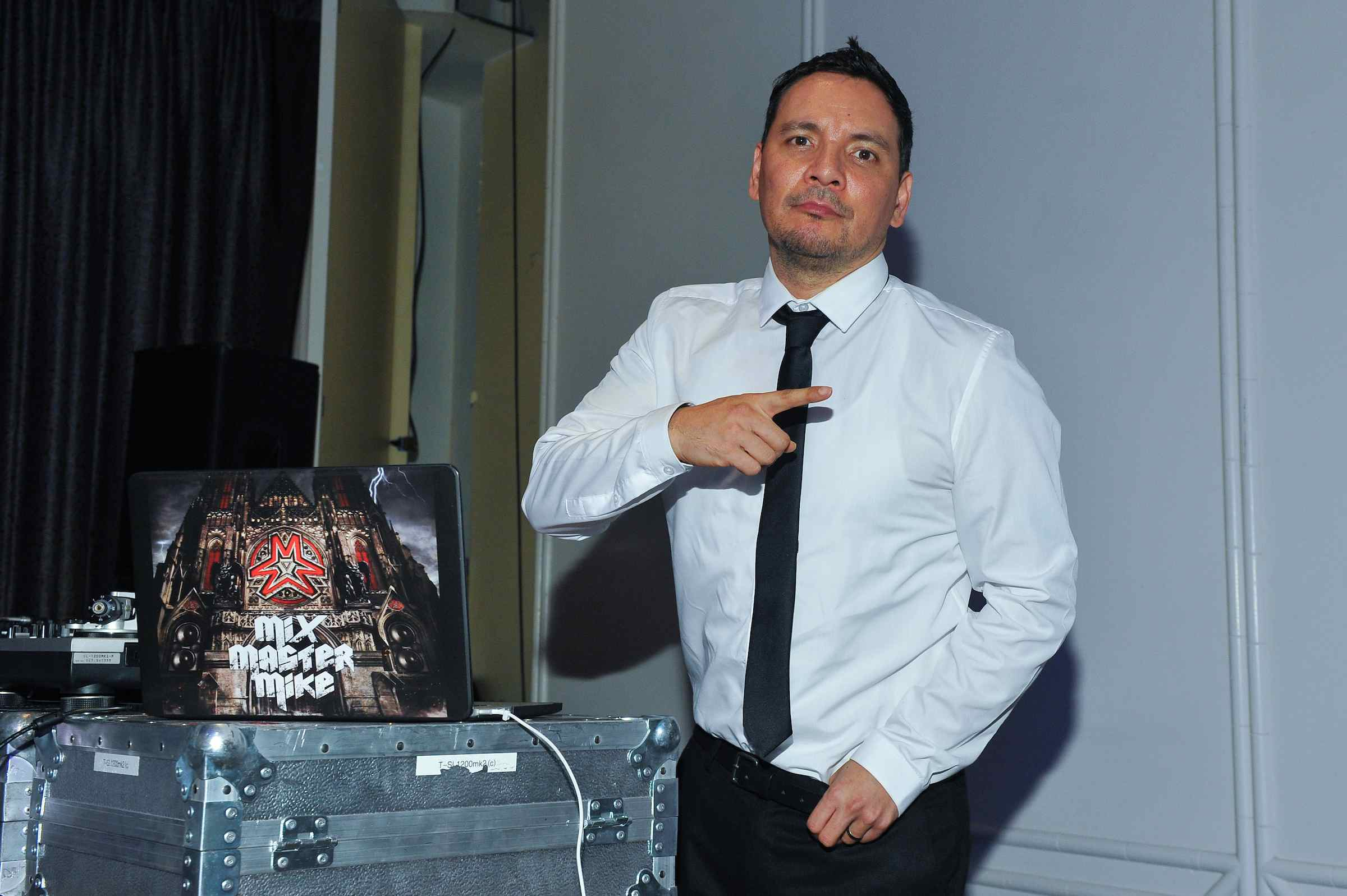 DJ Mix Master Mike (The Beastie Boys)