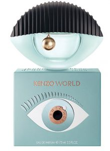 Kenzo World Playful and dynamic, this floral scent combines peony, jasmine, and radiant Ambroxan® crystals embodying the Kenzo spirit: a world that celebrates freedom of expression, diversity, and creativity. Bloomingdales, $86 1.7 oz