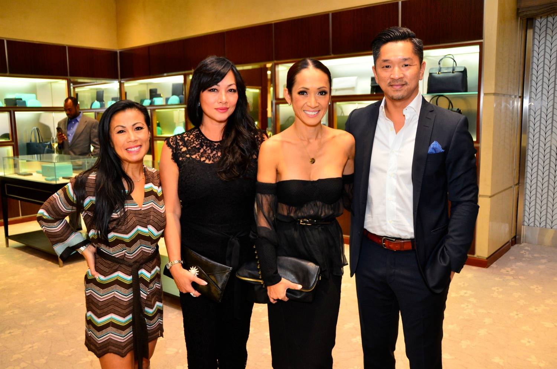 Chau Nguyen, Chloe Di Leo, Bao Han, Tee Tran