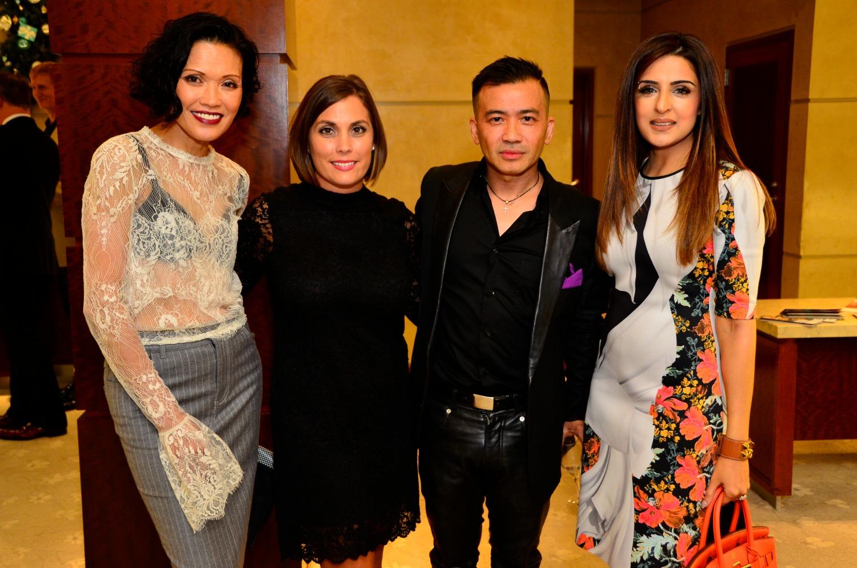 Duyen Huynh, Kim Wilson, Viet Hoang, Sneha Merchant