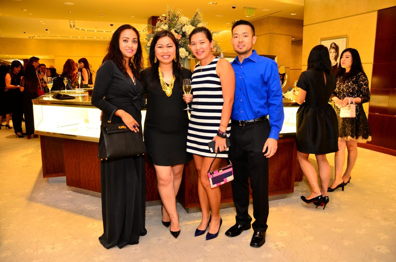 Fawn Phoung Doan, Dane Hoang, Hannah Nguyen, Bobby Thai