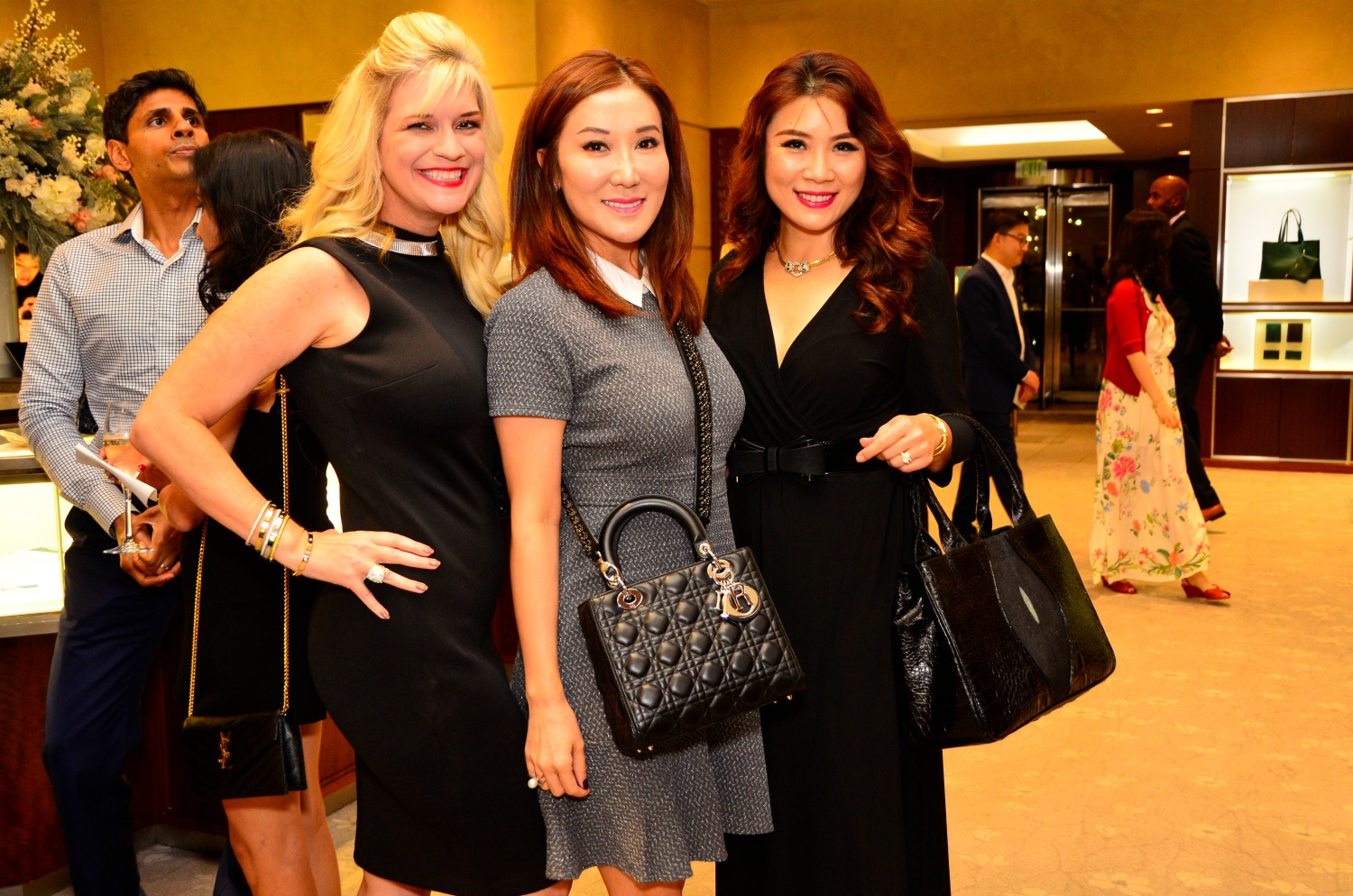 Tammie Johnson, Mandy Kao, Christina Zhou