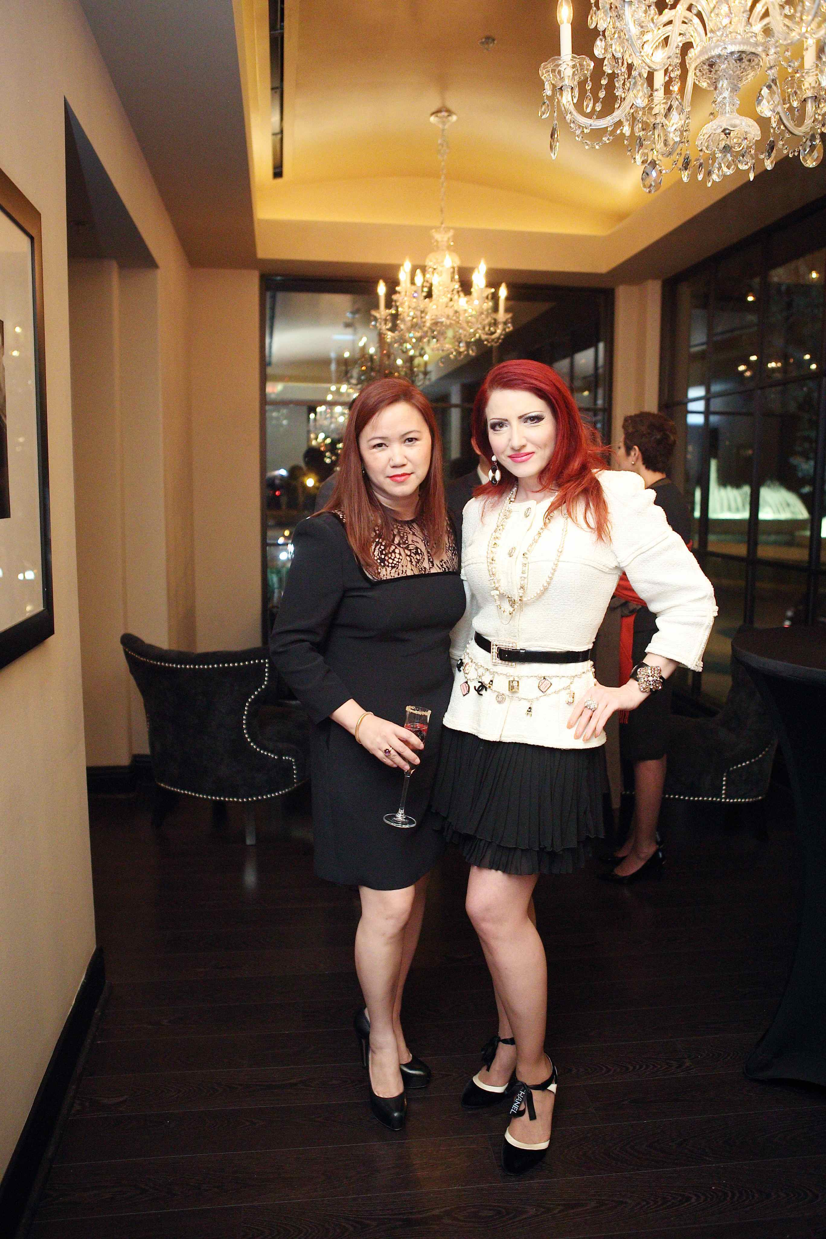 Tammy Tran Nguyen, Yasmine Haddad