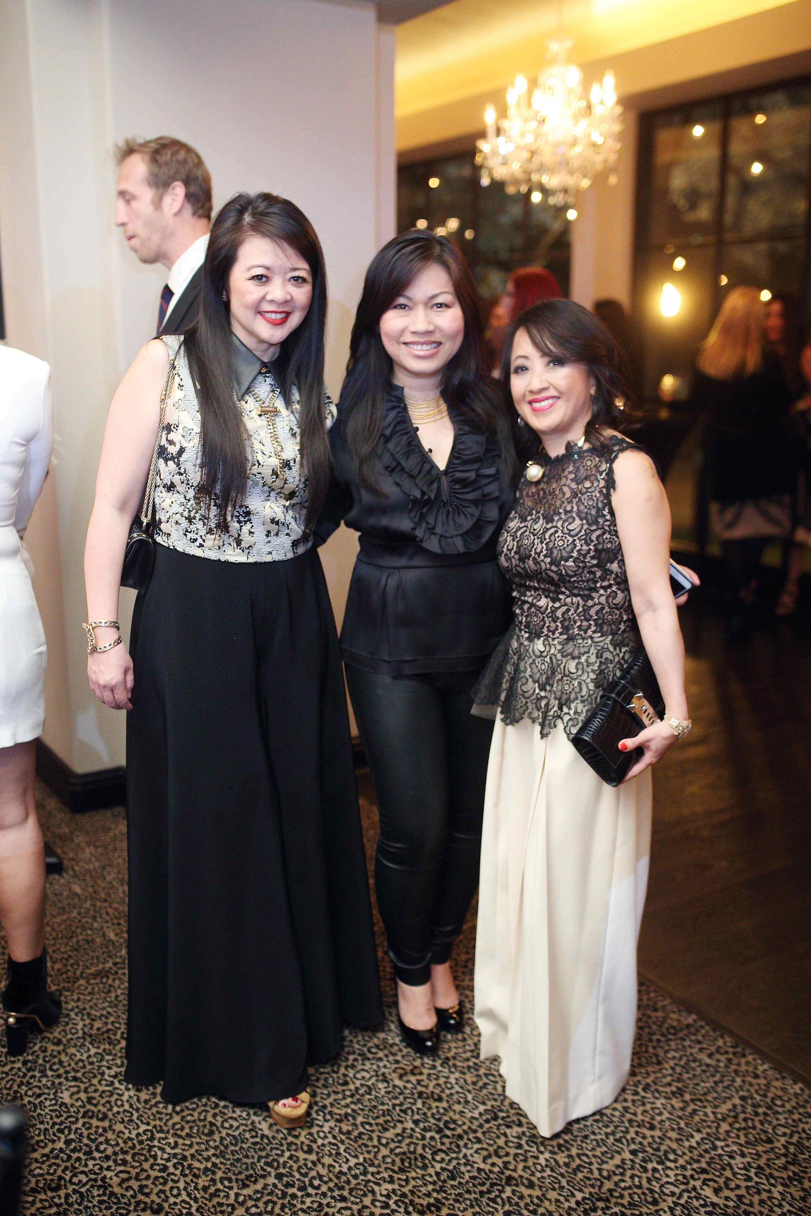 Alice Lam, Dane Hoang, Jacqueline Vu