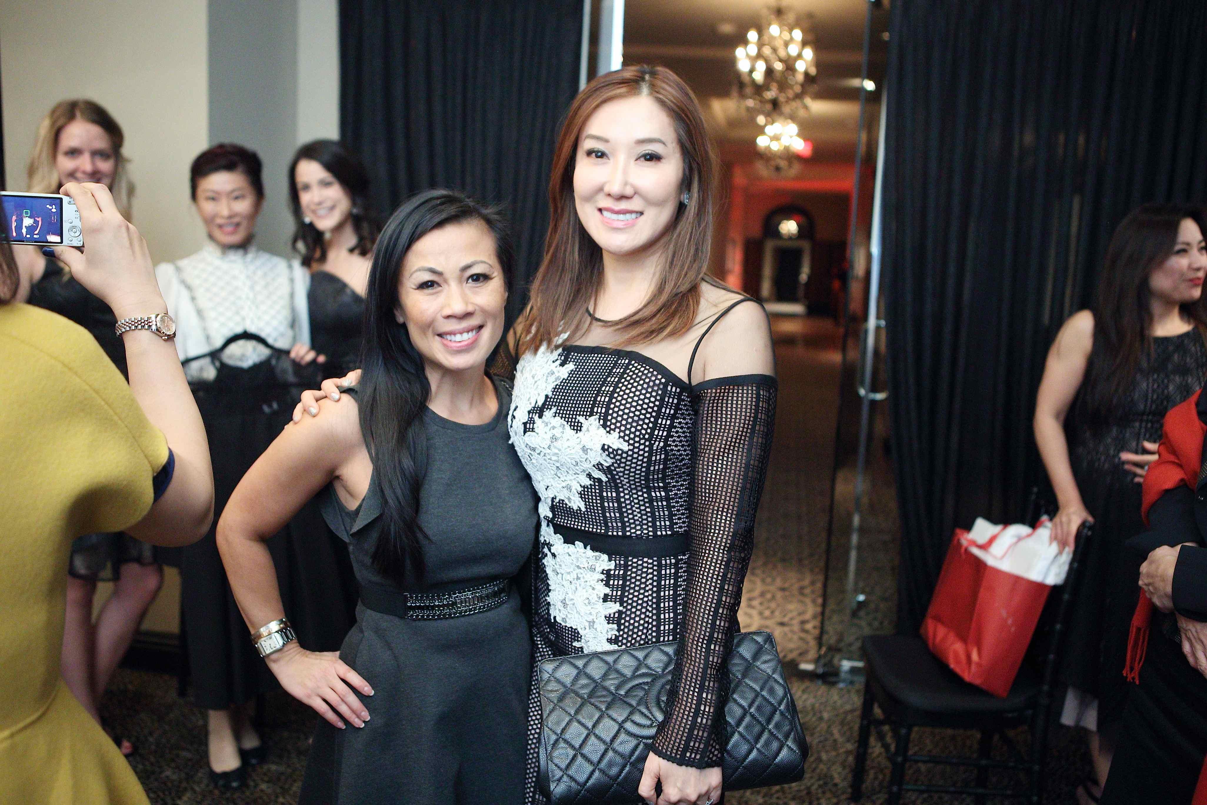 Chau Nguyen, Mandy Kao