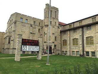 The History Museum at the Castle has one of the largest collections of Harry Houdini memorabilia.