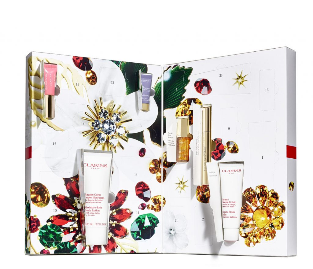 Clarins Holiday Gift Ideas