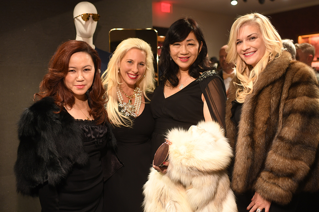 Tammy Nguyen, Tracy Faulkner, Alice Mao Brams, Tammie Johnson