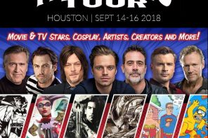 Fandemic Tour comes to Houston
