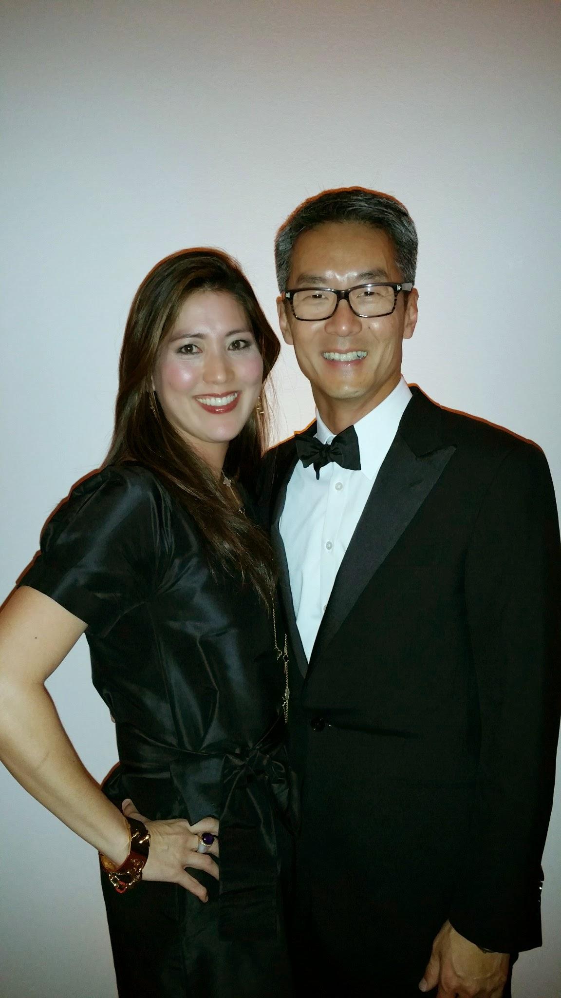 Sue and Randy Sim