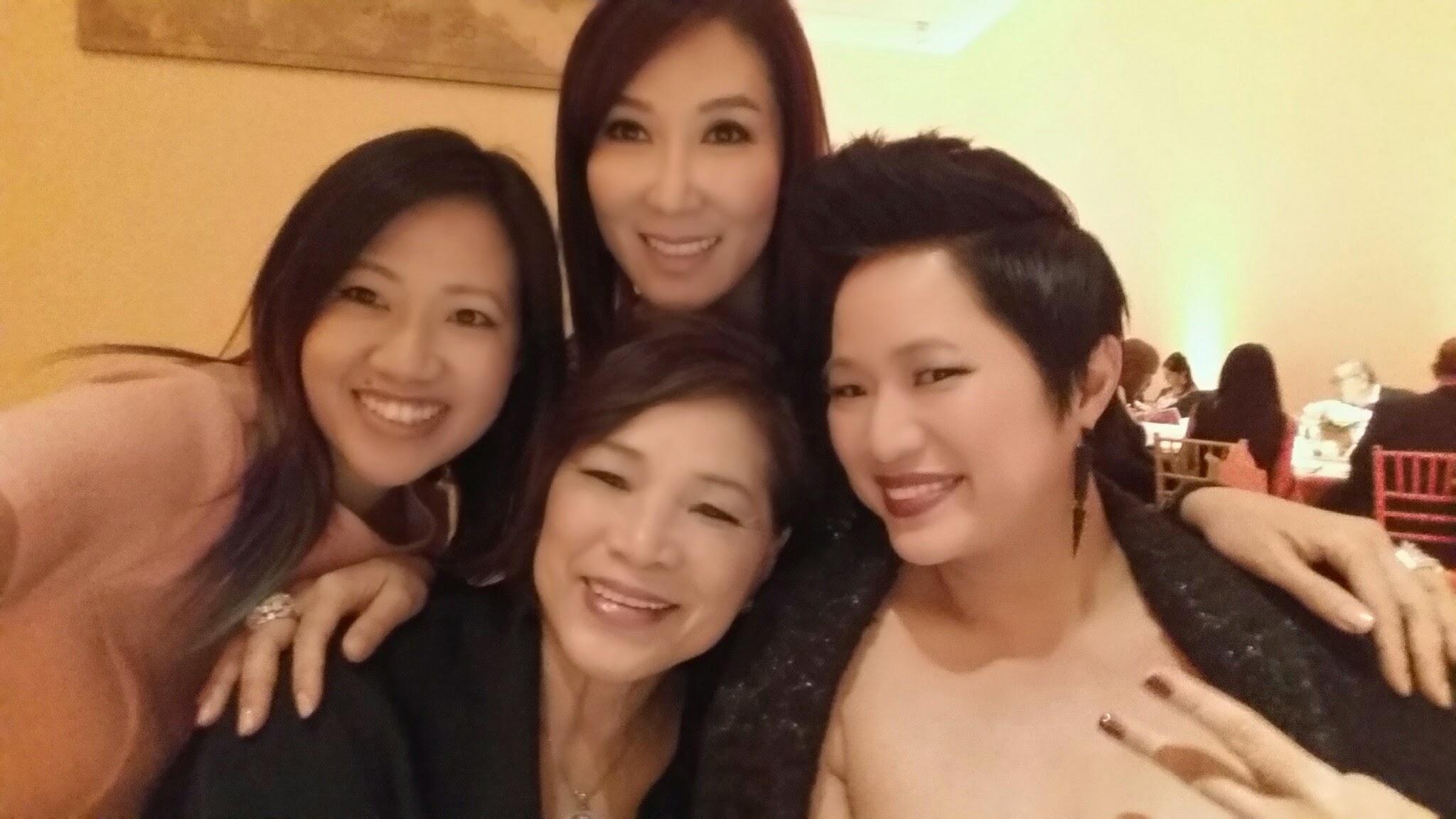 Issa Chou, Mandy Kao, Mama Dao, Sydney Dao