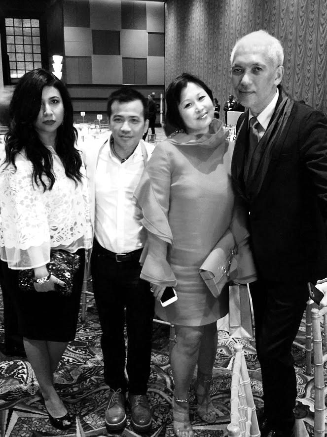 Leslie Rivas-Kelly, Viet Hoang, Katlyn Trinh, Marc Nguyen