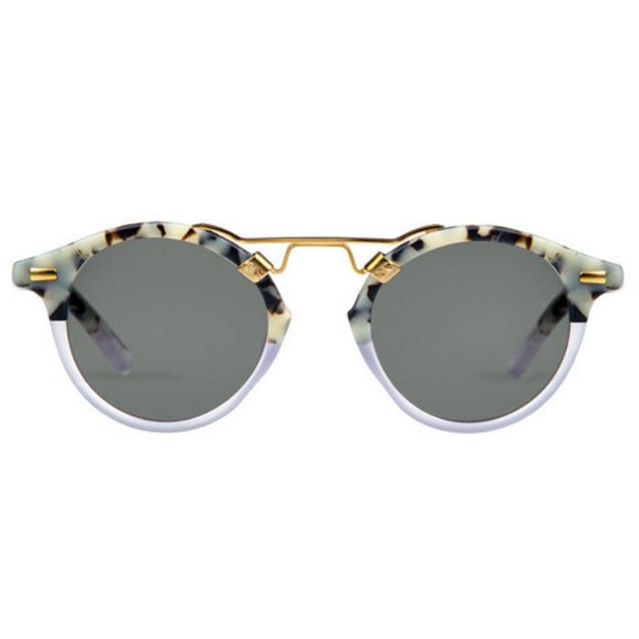 Krewe du Optic St. Louis Sunglasses, available at Cakewalk Style Shop
