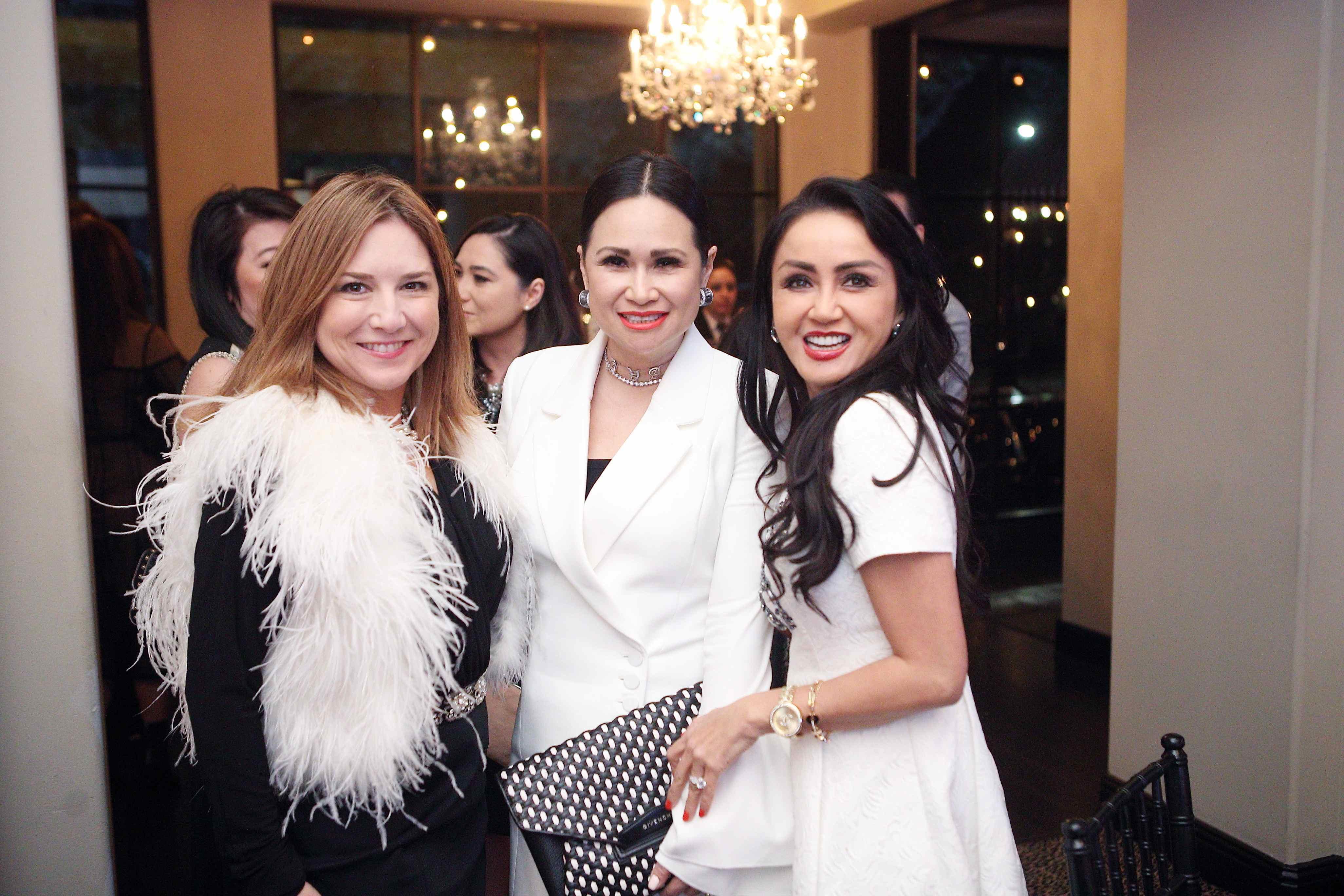 Donae Chramosta, Katherine Le, Sandy Nikko