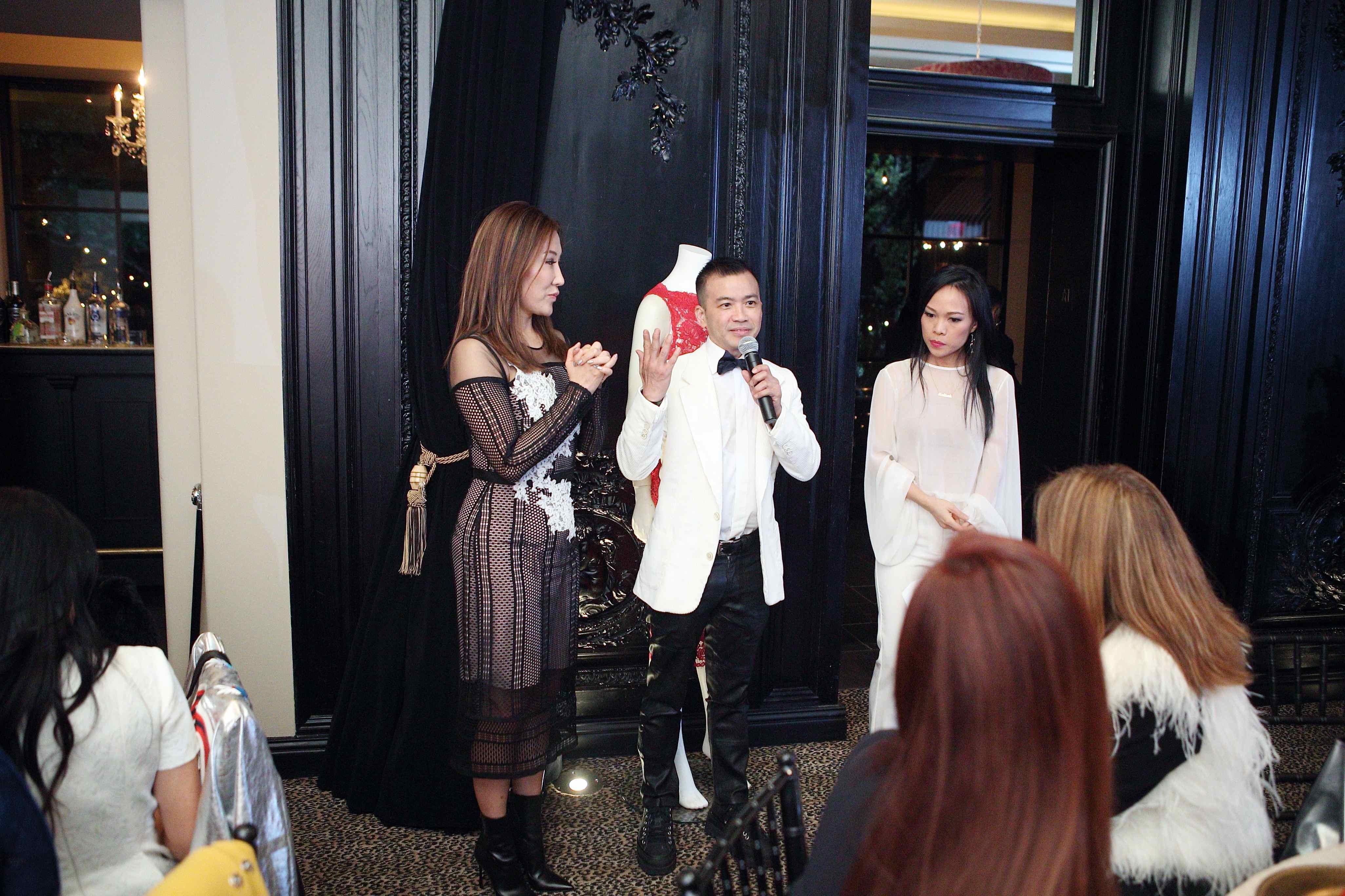 Mandy Kao, Viet Hoang, Khanh Nguyen