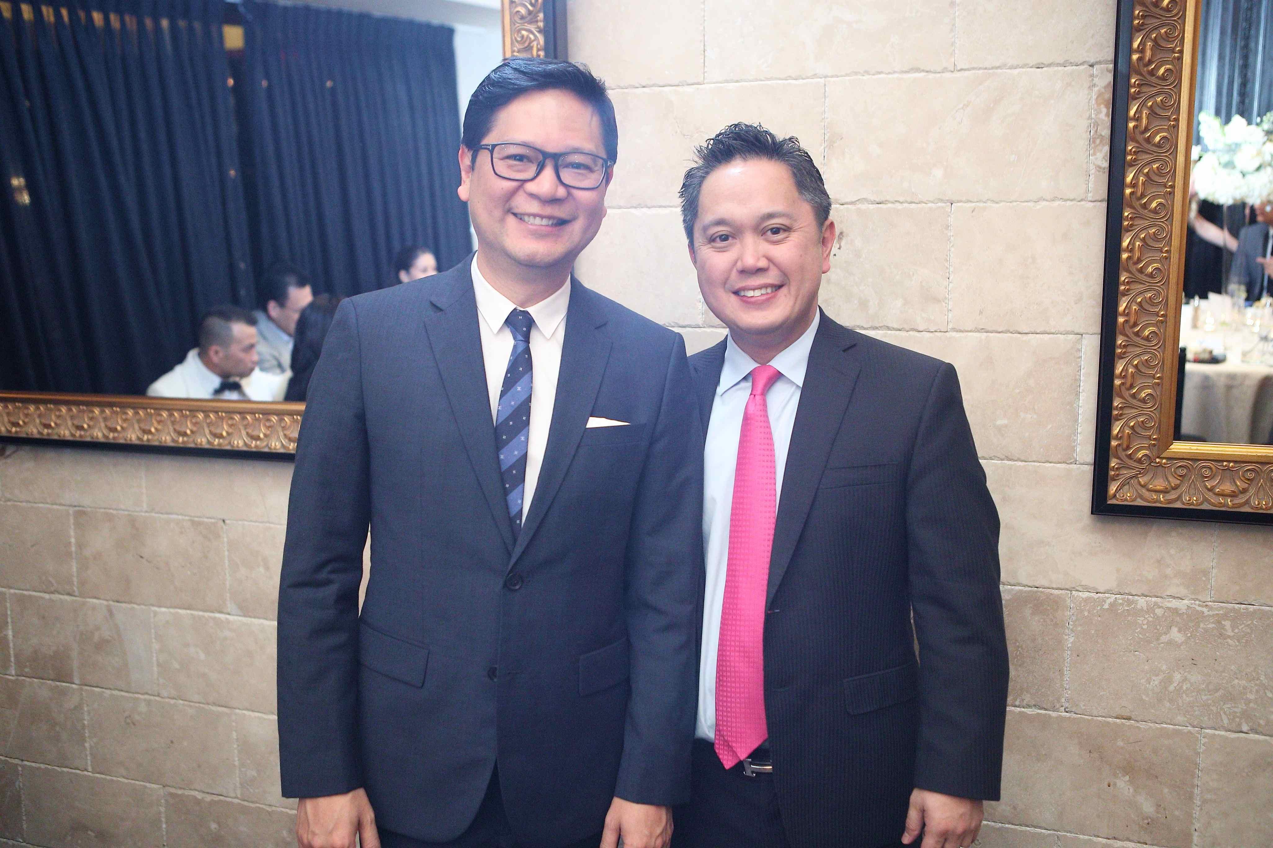 William Kao, Daryl Dichoso