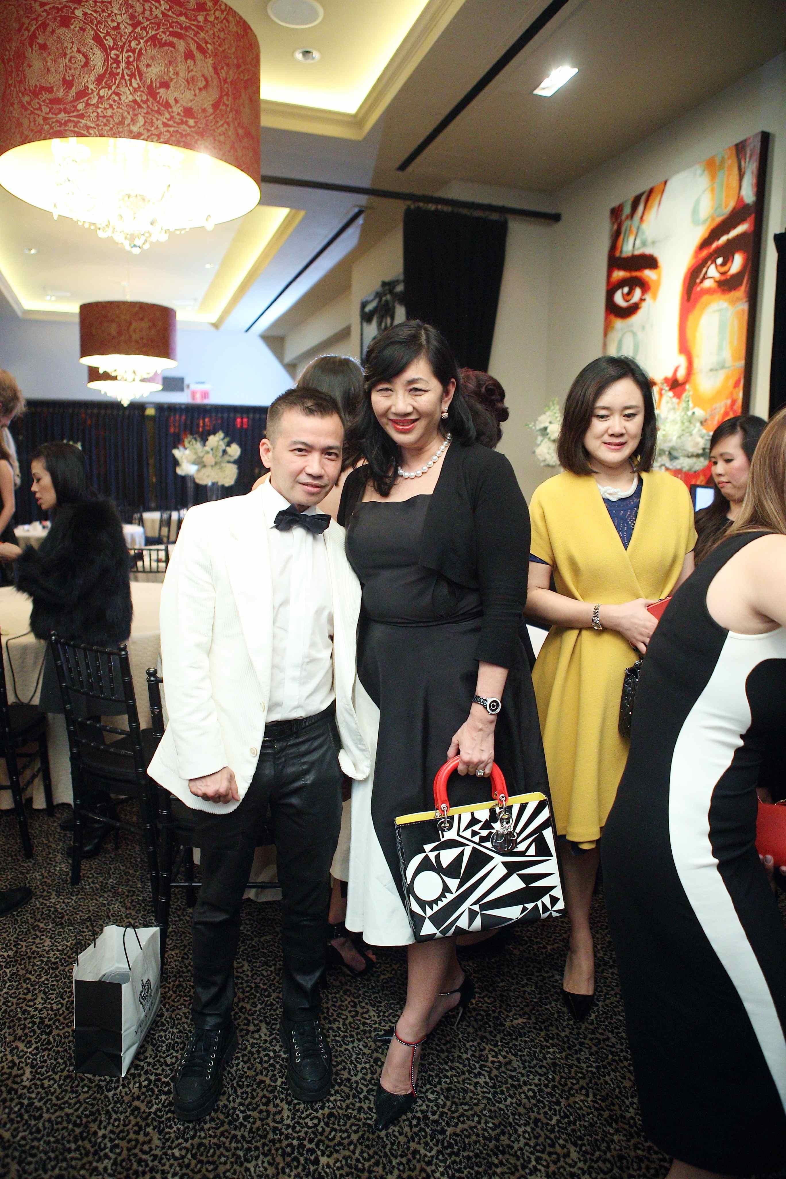 Viet Hoang, Alice Mao Brams