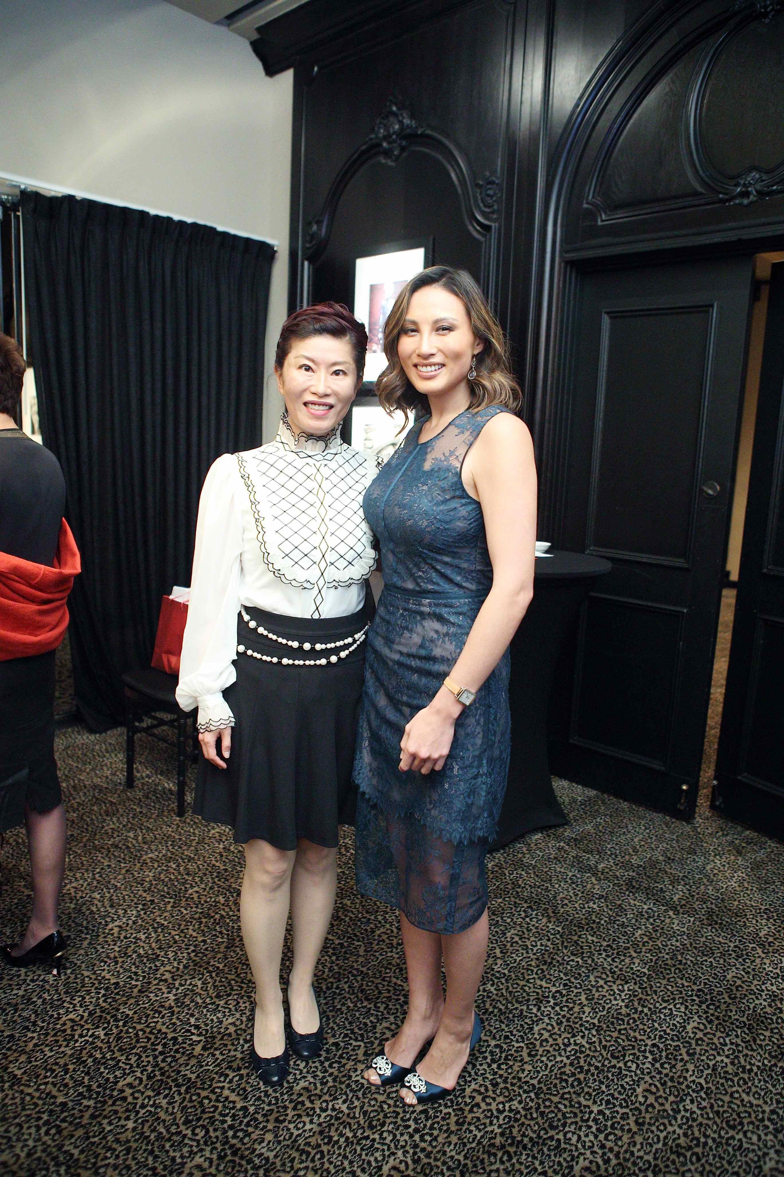 Amy Sung, Mina Trinity Chang
