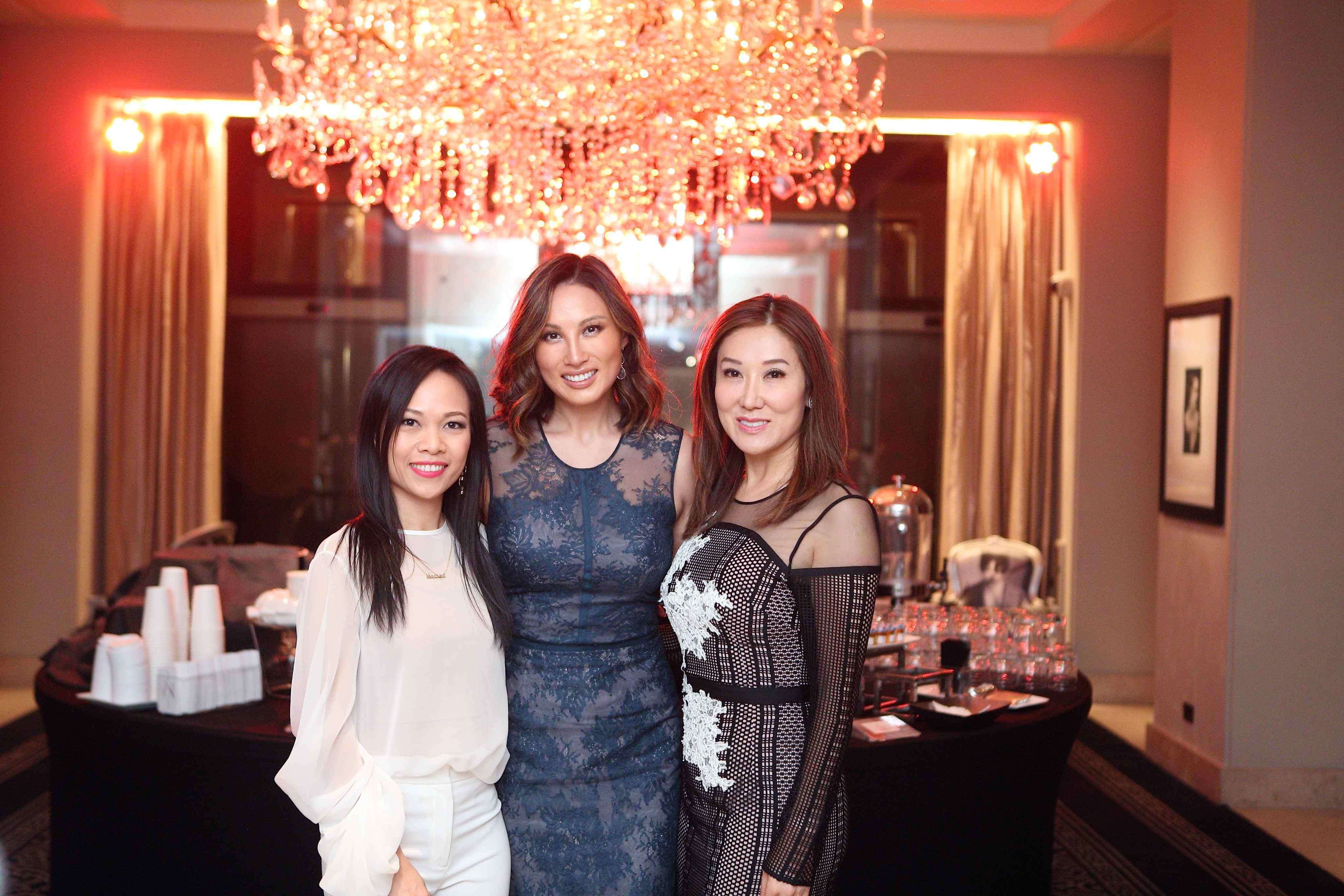 Khanh Nguyen, Mina Trinity Chang, Mandy Kao
