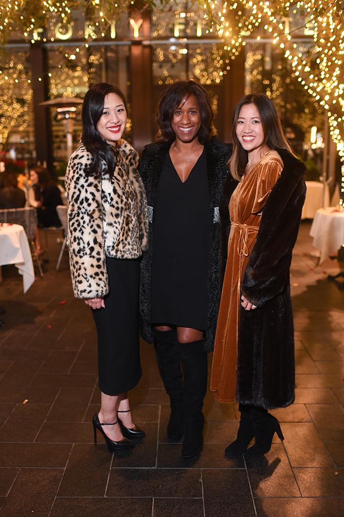 Fifi Phi, Joy Sewing, and Issa Chou