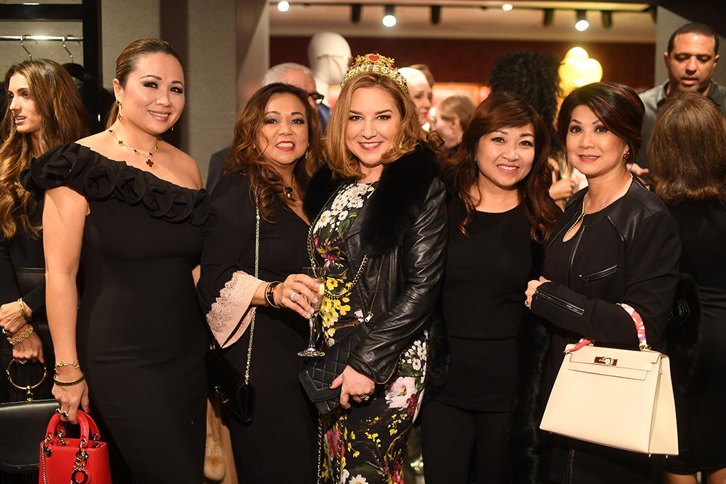 Andrea La, Than Thao-Tran, Donae Chramosta, Lylian Ong, Chi Hoang