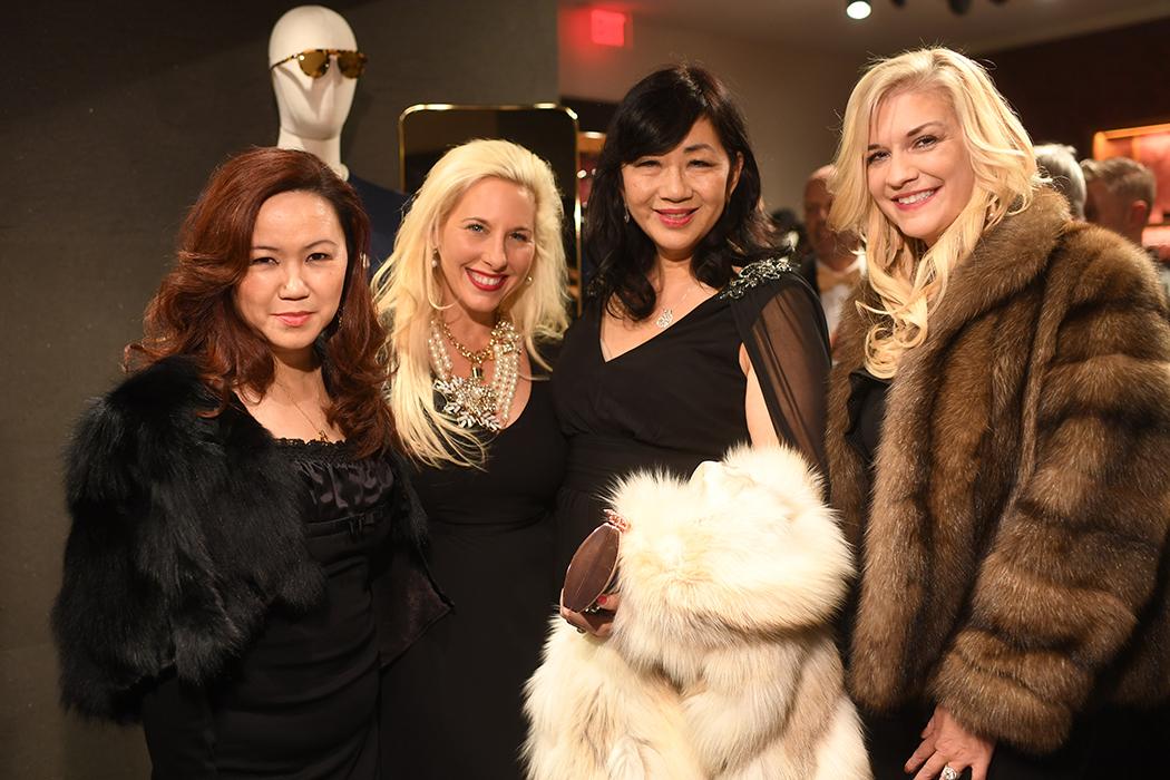 Tammy Nguyen, Tracy Faulkner, Alice Mao Brams, Tammie Johnson